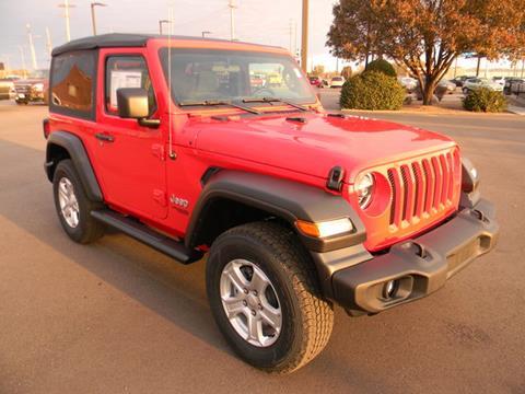 2020 Jeep Wrangler for sale in Hutchinson, KS