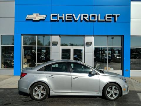 2016 Chevrolet Cruze Limited for sale in Republic, MO