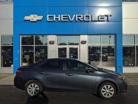 2015 Toyota Corolla for sale in Republic, MO
