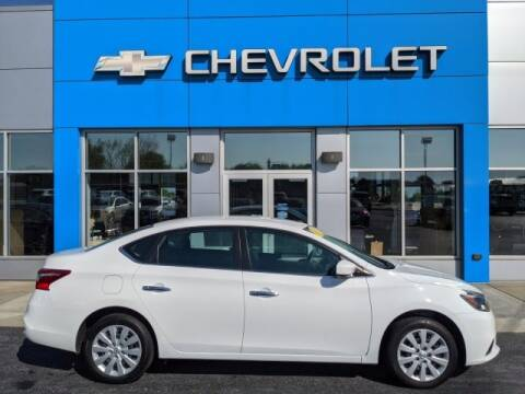 2019 Nissan Sentra S for sale at Pinegar Chevrolet in Republic MO