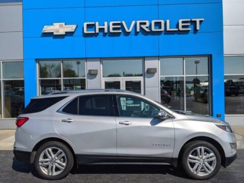 2019 Chevrolet Equinox Premier for sale at Pinegar Chevrolet in Republic MO