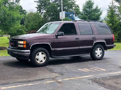 1997 GMC Yukon for sale in Philadelphia, PA