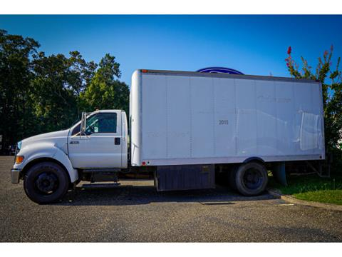 2007 Ford F-650 Super Duty