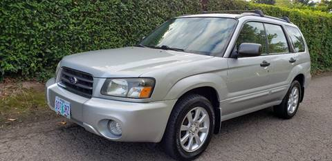 2005 Subaru Forester for sale in Milwaukie, OR