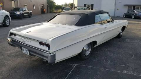 1967 Pontiac Catalina for sale in Pompano Beach, FL