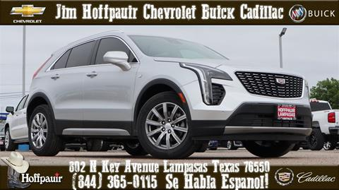 2019 Cadillac XT4 for sale in Lampasas, TX