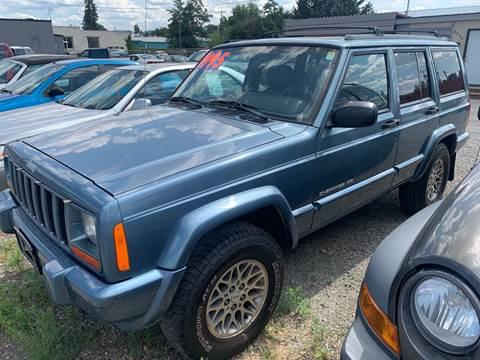 1998 Jeep Cherokee for sale in Spokane, WA