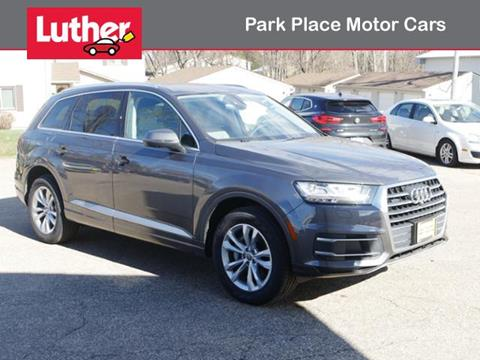 2019 Audi Q7 for sale in Rochester, MN