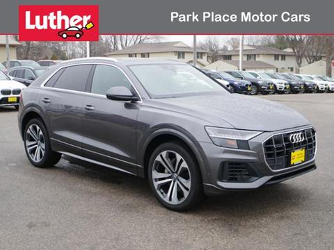 2019 Audi Q8 for sale in Rochester, MN