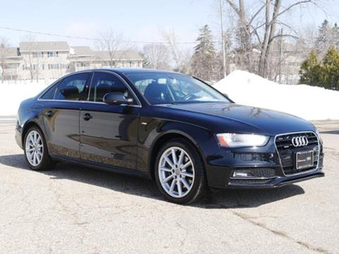 2015 Audi A4 for sale in Rochester, MN