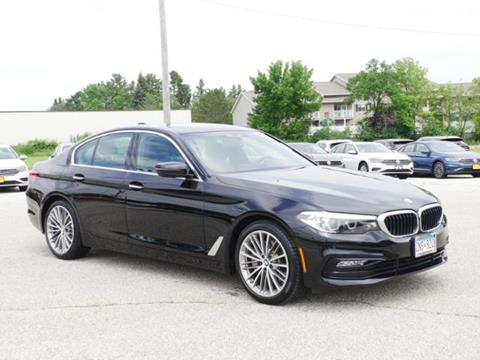 2018 BMW 5 Series for sale in Rochester, MN