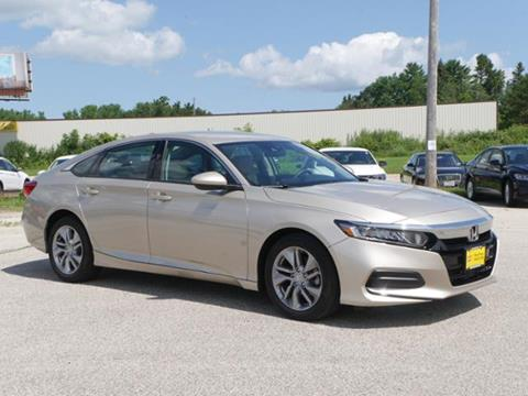 2018 Honda Accord for sale in Rochester, MN