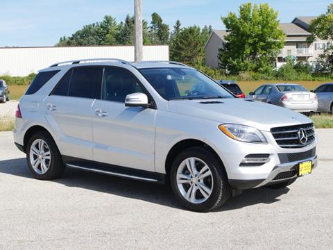 2015 Mercedes-Benz M-Class for sale in Rochester, MN