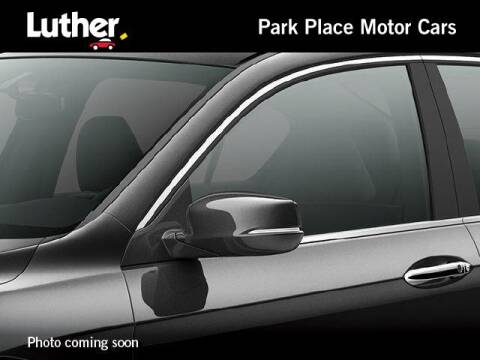 2016 Chrysler Town and Country for sale at Park Place Motor Cars in Rochester MN