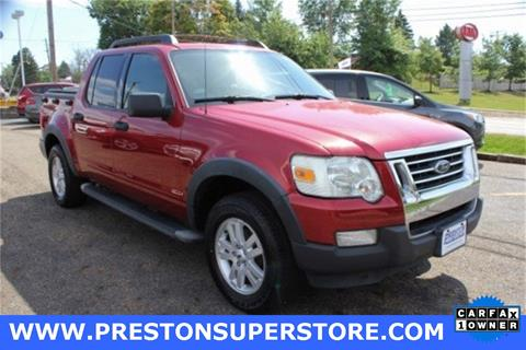 2008 Ford Explorer Sport Trac for sale in Burton, OH