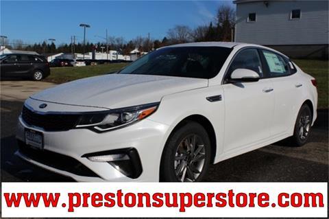 2019 Kia Optima for sale in Burton, OH
