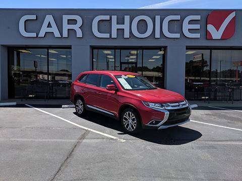 2018 Mitsubishi Outlander for sale in North Little Rock, AR
