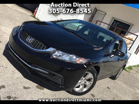 2015 Honda Civic for sale in Miami, FL