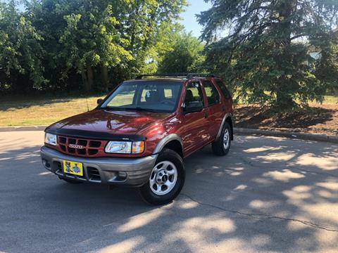 2001 Isuzu Rodeo for sale in Roselle, IL