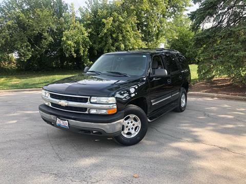 Z71 Tahoe For Sale >> 2004 Chevrolet Tahoe For Sale In Roselle Il