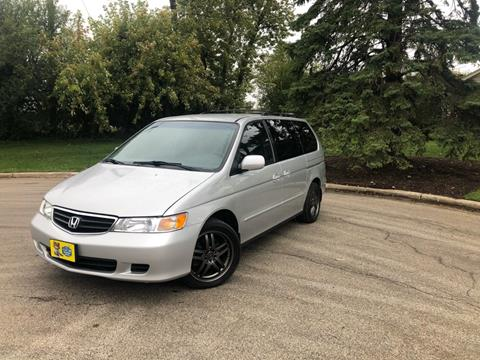 2003 Honda Odyssey for sale in Roselle, IL