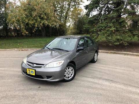 2005 Honda Civic for sale in Roselle, IL