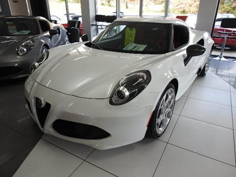 2017 Alfa Romeo 4C for sale in North Kansas City, MO