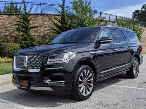 2019 Lincoln Navigator L for sale in North Kansas City, MO