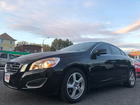 2012 Volvo S60 for sale at Trimax Auto Group in Baltimore MD
