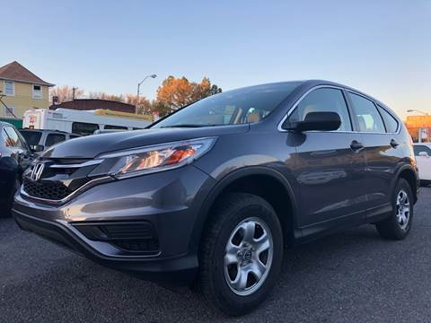 2016 Honda CR-V for sale at Trimax Auto Group in Baltimore MD
