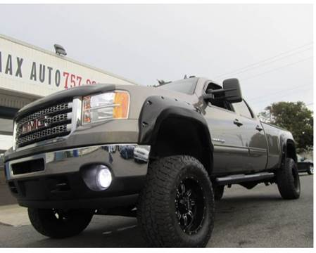 2013 GMC Sierra 2500HD for sale at Trimax Auto Group in Baltimore MD