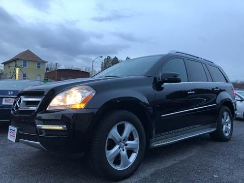 2012 Mercedes-Benz GL-Class for sale at Trimax Auto Group in Baltimore MD