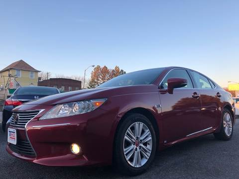 2013 Lexus ES 350 for sale at Trimax Auto Group in Baltimore MD