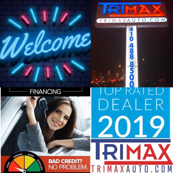 2011 Ford Transit Connect for sale at Trimax Auto Group in Baltimore MD