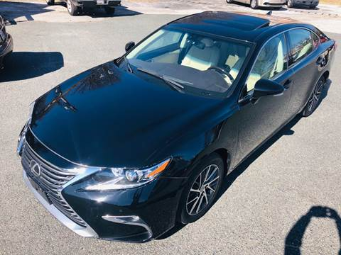 2016 Lexus ES 350 for sale at Trimax Auto Group in Baltimore MD