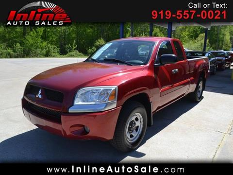 2007 Mitsubishi Raider for sale in Fuquay Varina, NC