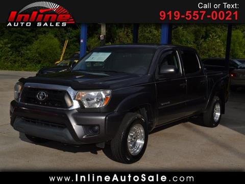 2013 Toyota Tacoma for sale in Fuquay Varina, NC
