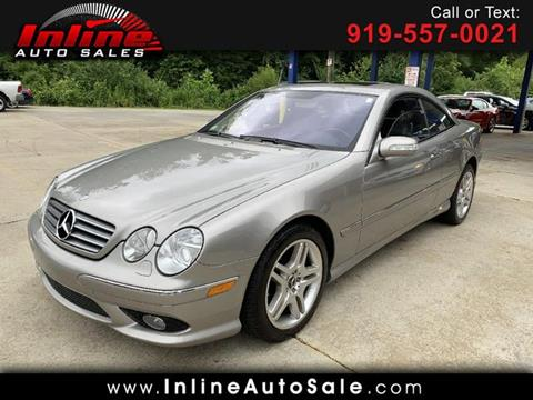 2006 Mercedes-Benz CL-Class for sale in Fuquay Varina, NC