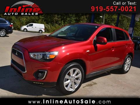 2015 Mitsubishi Outlander Sport for sale in Fuquay Varina, NC
