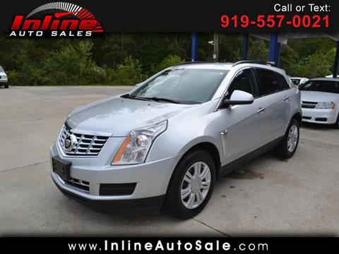 2015 Cadillac SRX for sale in Fuquay Varina, NC
