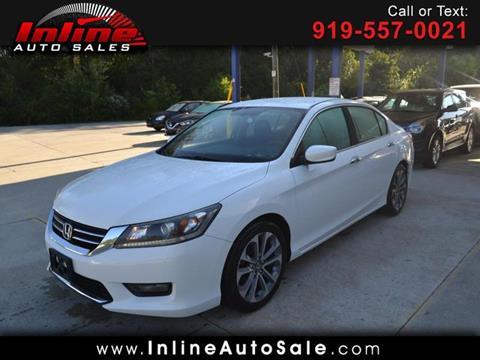 2014 Honda Accord for sale in Fuquay Varina, NC