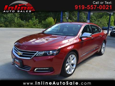 2015 Chevrolet Impala for sale in Fuquay Varina, NC
