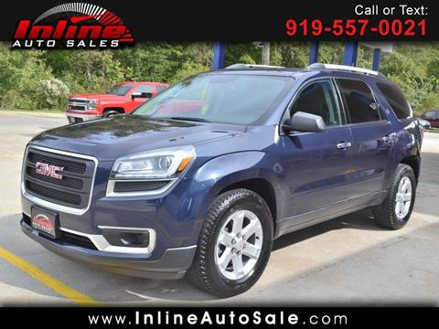 2016 GMC Acadia for sale in Fuquay Varina, NC