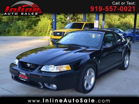 1999 Ford Mustang SVT Cobra for sale in Fuquay Varina, NC