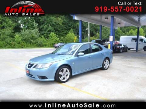 2009 Saab 9-3 for sale at Inline Auto Sales in Fuquay Varina NC