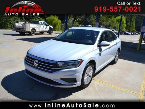 2019 Volkswagen Jetta for sale at Inline Auto Sales in Fuquay Varina NC