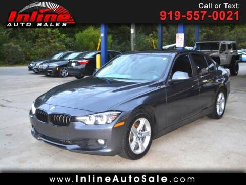 2013 BMW 3 Series for sale at Inline Auto Sales in Fuquay Varina NC