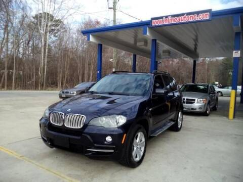 2007 BMW X5 for sale at Inline Auto Sales in Fuquay Varina NC