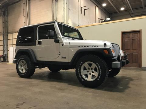 2004 Jeep Wrangler for sale in Cincinnati, OH