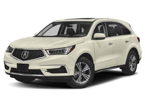 2019 Acura MDX for sale in Plano, TX